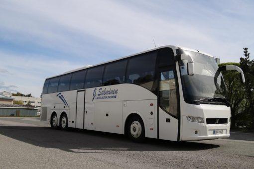Iso bussi, vm. 2011, 49 + 1 paikkaa